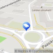Kartta Insinööritoimisto TL-Suunnittelu Oy Lahti, Suomi