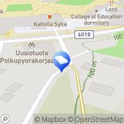 Kartta Coloria.net d:sgn Jyväskylä, Suomi