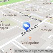 Kartta Arkkitehti- ja Rakennesuunnittelu Tarvainen Oy Jyväskylä, Suomi