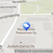 Kartta Maalausliike Pekkarinen Oy Jyväskylä, Suomi