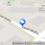 Kartta Bowsville Oy Jyväskylä, Suomi