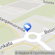 Kartta Allaway Oy Halssila, Suomi