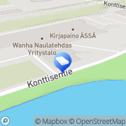 Kartta Etteplan KL Oy Vaajakoski, Suomi