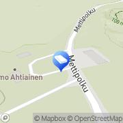 Kartta Autoilija Ahtiainen Raimo Jaala, Suomi
