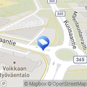 Kartta Rakennusespo Oy Voikka, Suomi