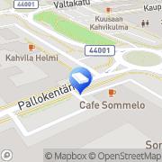 Kartta REIM Kymi Oy Ltd Kuusankoski, Suomi