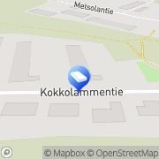 Kartta Kiinteistö Oy Suonenjoen Valinta Suonenjoki, Suomi