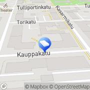 Kartta Kotihoitopalvelu Eskelinen Kuopio, Suomi