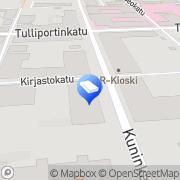 Kartta Ramboll Finland Oy Kuopio, Suomi