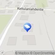 Kartta Maalarit KML Kuopio, Suomi