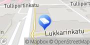 Kartta Asianajotoimisto Krogerus Oy Kuopio, Suomi