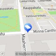 Kartta Tilintarkastus Salmit Ky Kuopio, Suomi