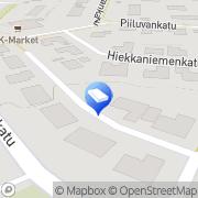 Kartta Pitopalvelu Pitokoski Tmi Lappeenranta, Suomi