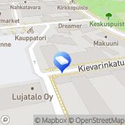 Kartta Insinööritoimisto Geosaimaa Ky Lappeenranta, Suomi
