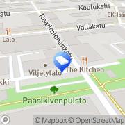 Kartta ProTalous Etelä-Karjala Oy Lappeenranta, Suomi