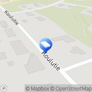 Kartta Sulkavan Hiihto- ja Souturetket Oy Sulkava, Suomi