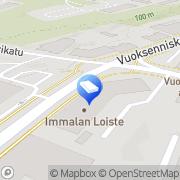 Kartta Insinööritoimisto Metso Oy Imatra, Suomi