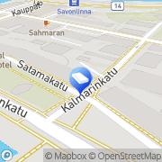 Kartta Asunto Oy Savonlinnan Seireeni Savonlinna, Suomi