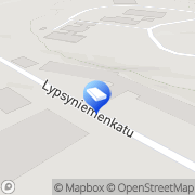 Kartta Insinööritoimisto Pirico Oy Savonlinna, Suomi