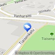 Kartta VR Cargo Joensuu Joensuu, Suomi