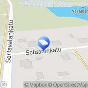 Kartta Rakennus Kapo Oy Joensuu, Suomi