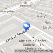 Carte de Eurl Transition La Madeleine, France