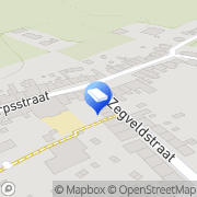 Kaart Pippeloentje Peuterspeelzaal Zuidzande Zuidzande, Nederland