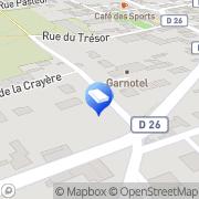 Carte de Entreprise Garnotel Courcy, France