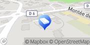 Carte de Bureau 30 Alès, France