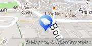 Carte de Agence d'Emploi Manpower Aubenas Aubenas, France