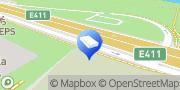 Map La Cheminée sa Delplan Oudergem, Belgium