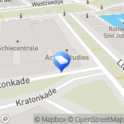 Kaart Timing uitzendbureau Rotterdam Rotterdam, Nederland