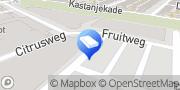 Kaart Smart Idea Verbouw & Onderhoud Leiden, Nederland