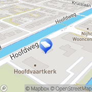 Kaart Hansh Photography Hoofddorp, Nederland