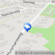 Kaart Meij Hans Schoorl, Nederland