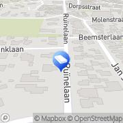 Kaart Zwart op Wit Copy & Concept Oostdorp, Nederland