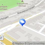 Kaart Teer Makelaars Alkmaar Alkmaar, Nederland