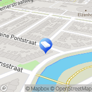 Kaart Pronk Elektrotechniek Alkmaar, Nederland