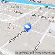 Kaart Telemployment BV Alkmaar, Nederland