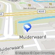 Kaart Bom Transport Alkmaar, Nederland