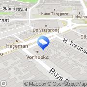 Kaart Hypotheek Strateeg Den-Helder Den Helder, Nederland