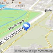 Kaart NEDA Autorijschool Alkmaar, Nederland