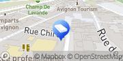 Carte de N.E.H PRO Avignon, France