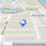 Kaart Brudetvastgoed Heerhugowaard, Nederland