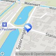 Kaart Appelman BV J G Anna Paulowna, Nederland
