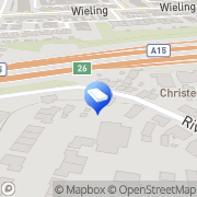 Kaart Verhuisbedrijf G. den Dikken & Zn. Hardinxveld-Giessendam, Nederland