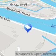Map Zeldenrijk R Amstelhoek, Netherlands