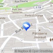 Carte de Annie B Carpentras, France