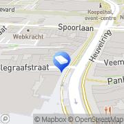 Kaart Timing uitzendbureau Tilburg Tilburg, Nederland