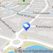 Kaart 030-Hypotheken Utrecht, Nederland